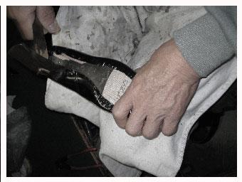 靴の作り方10