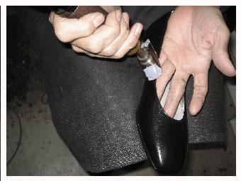 靴の作り方11