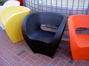 素敵な椅子たち