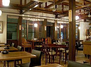 2階の悟空茶荘