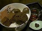ほうじ茶豆腐パフェ?