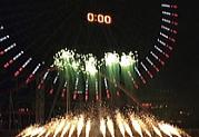 COUNTDOWNファイヤーショー2007