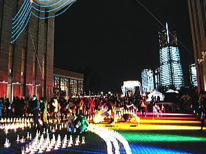 横濱・開港キャンドルカフェ2006