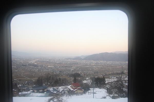 日本三大「車窓」(デッキからですが(笑