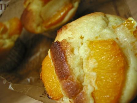 オレンジマフィン