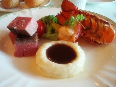 牛タンとかき定食