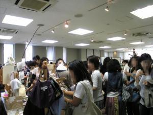 2008.9.13 お針子さんイベント 4