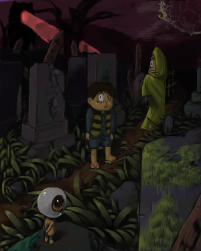墓場の鬼太郎