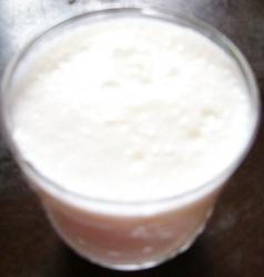 マンゴー黒酢ドリンク 2