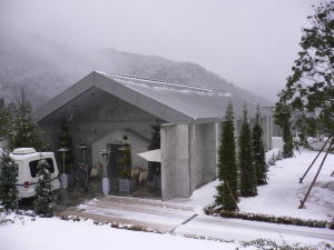 雪でまっしろな教会☆☆image