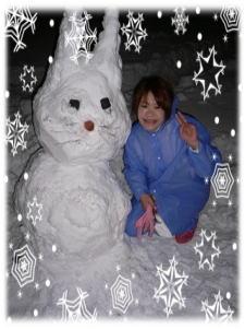 雪やコンコン♪image