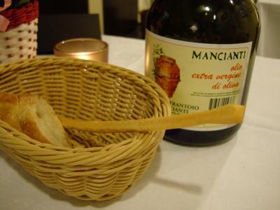 ウンブリア産オリーブオイル