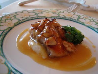 (魚料理)本日の魚介料理