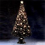 クリスマスツリーブラック
