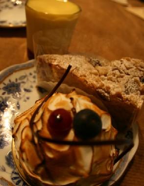 アソシアのケーキ