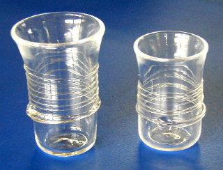 線巻きグラス