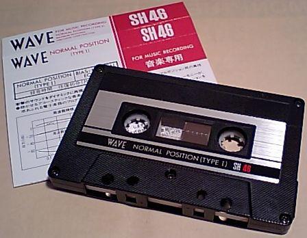 西武のテープ