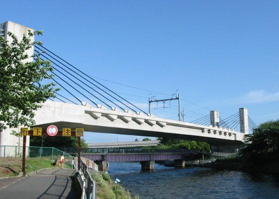 荒子川橋梁