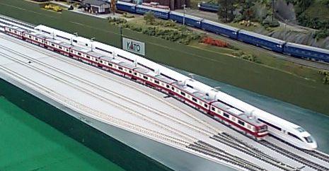 丸栄・鉄道模型展