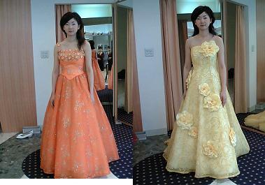 ボツドレス