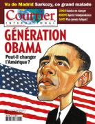 Courrier international couverture