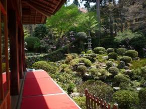 jardin du sanzenin