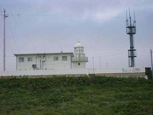 竜飛岬灯台