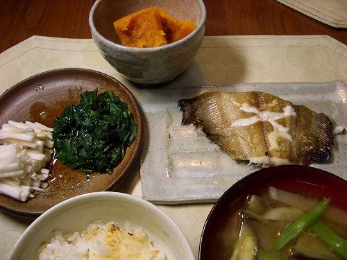 09/19夕食