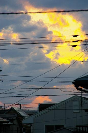 夕焼け空2