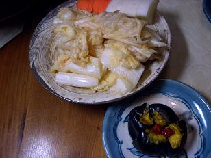 キムチ風白菜漬け