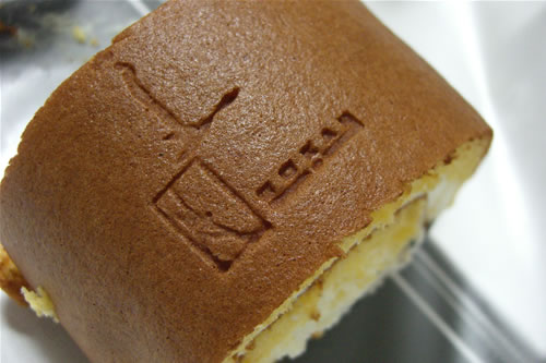 GOKANのロールケーキ
