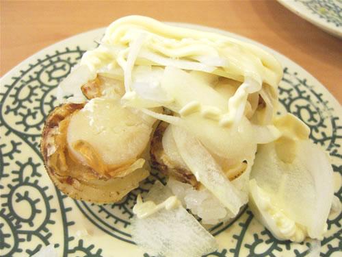 くら寿司 4皿目