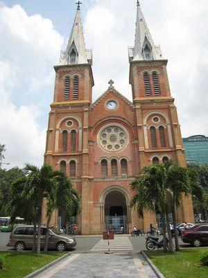 ホーチミン教会