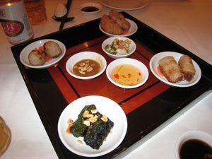 ベトナムハウス前菜