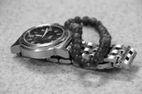 時計&数珠