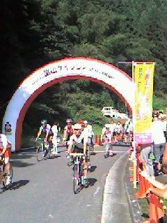 09綾部里山サイクリングスタート