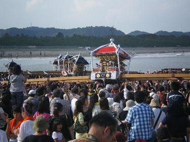 大原祭り2