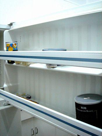 冷凍庫ドア