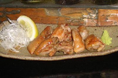 奥久慈軍鶏