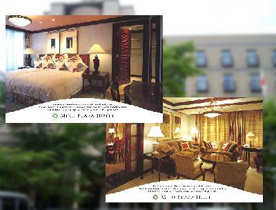 プラザホテル絵はがき2
