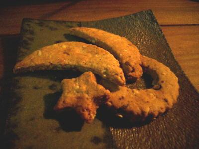 クッキー@おかってカフェ