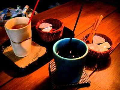 ドリンク@おかってカフェ