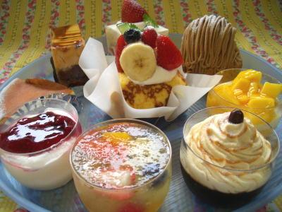 ケーキ集合!@キャラメルメイク