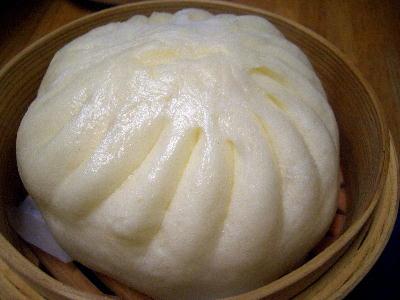 黒豚フカヒレ肉饅1@重慶飯店