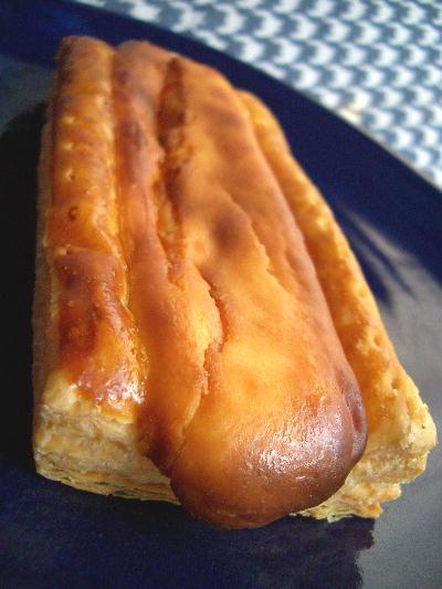 ニューヨークチーズケーキパイ@谷田部東PAパン