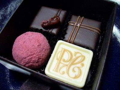 チョコレート@ペニンシュラホテル