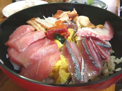 海鮮丼@串美
