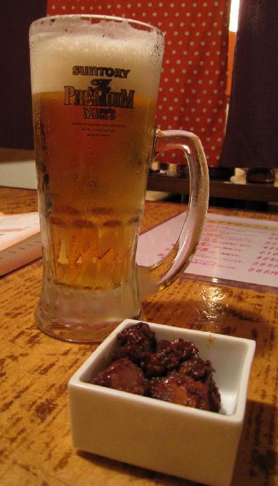 beer@ぱちぱち