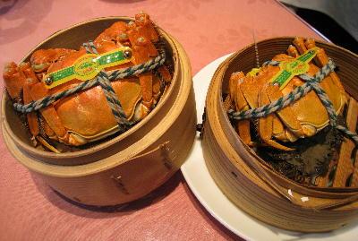 上海蟹@菜香新館