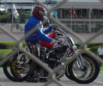 SGグランプリ初日2R